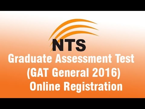 How to Apply for GAT General, Step by Step Video Guide