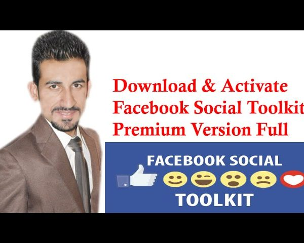 Download and Activate Facebook Social Toolkit Premium Version Full Free